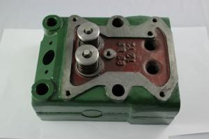 Zylinderkopf kompl. mit Ventile Petter 12 HP